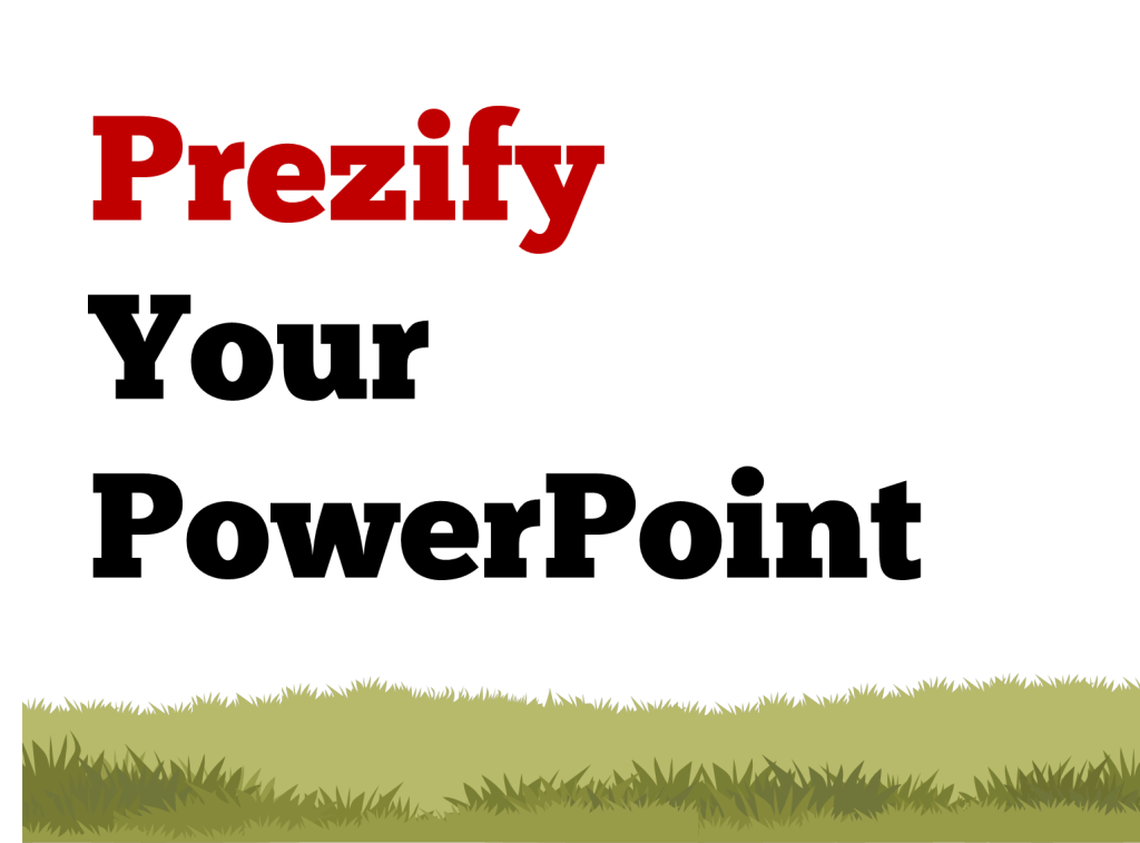 powerpoint design tips | make powerpoint look like prezi, Modern powerpoint