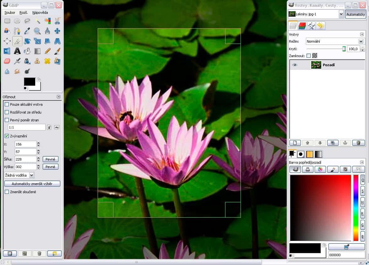 gimp is a Photoshop alternative with plenty of features