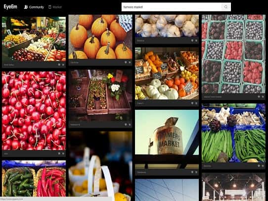 PowerPoint Tips - Where to find real images - EyeEm