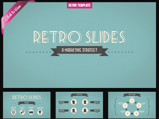 10 professional powerpoint templates you'll think are cool, Modern powerpoint