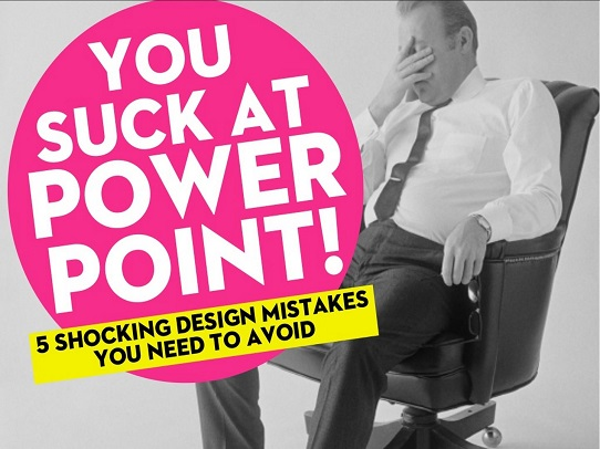 PowerPoint Tips - Cover Slides That Rock