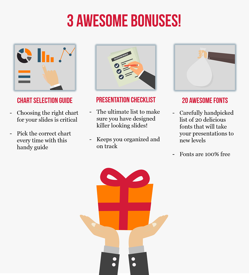 3 Awesome Bonuses!