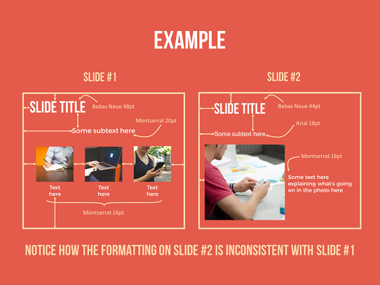 powerpoint design tips embarrassing mistakes to avoid