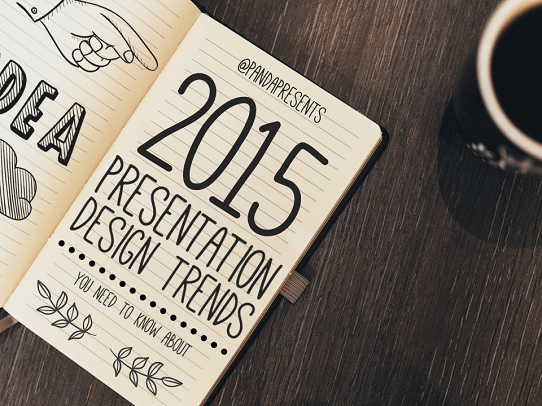 presentation design tips - presentation trends 2015