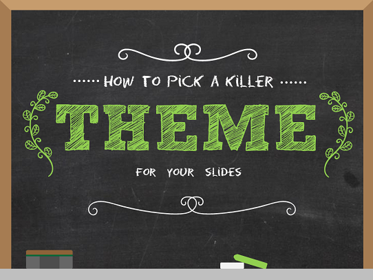 PowerPoint Tips - Presentation Design Tips - How to Create an Awesome Theme