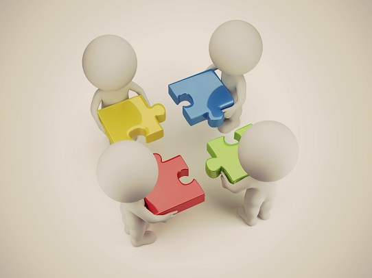 Presentation Design Tips - Avoid the 3D puzzles