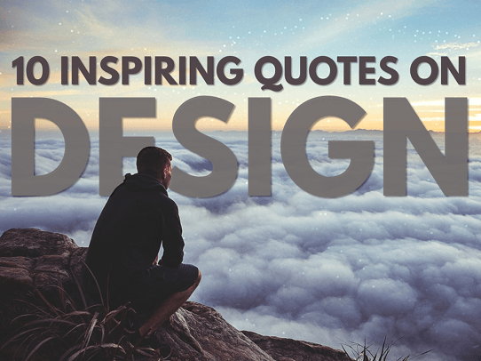 Presentation Design Tips - 10 Inspiring Quotes on Design