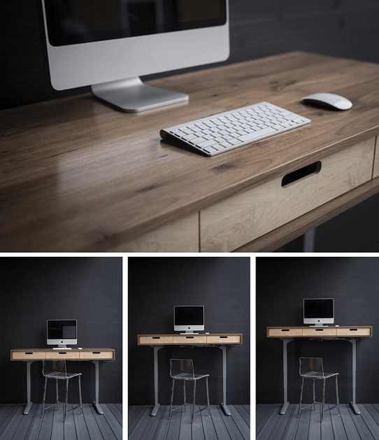 Presentation Design Tips - How using a standing desk can improve your creativity