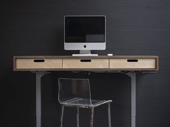 Presentation Design Tips - The Standing Desk that we Use
