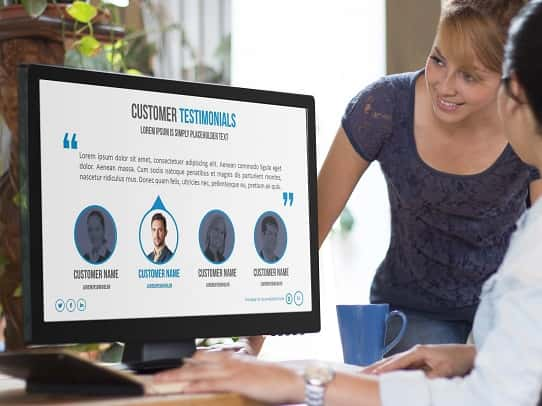 Best PowerPoint Template - Influencer Presentation Template