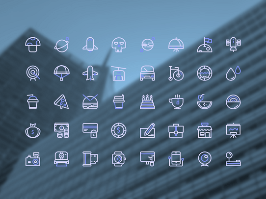 PowerPoint Design Tips - Presentation Icons for PowerPoint Free - Birply PowerPoint Icons