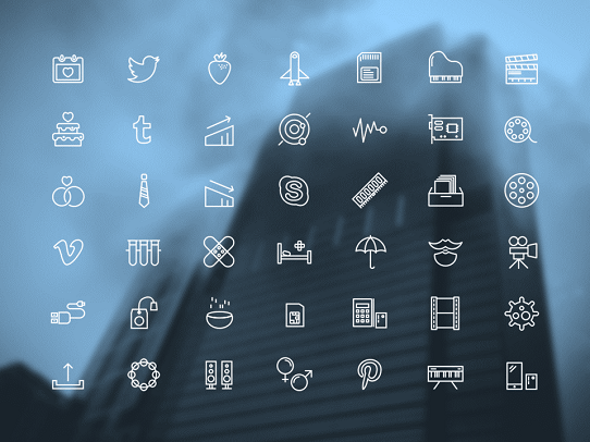 5 free presentation icon sets you need to download today presentation design tips free icons for business presentations swifticons toneelgroepblik Gallery