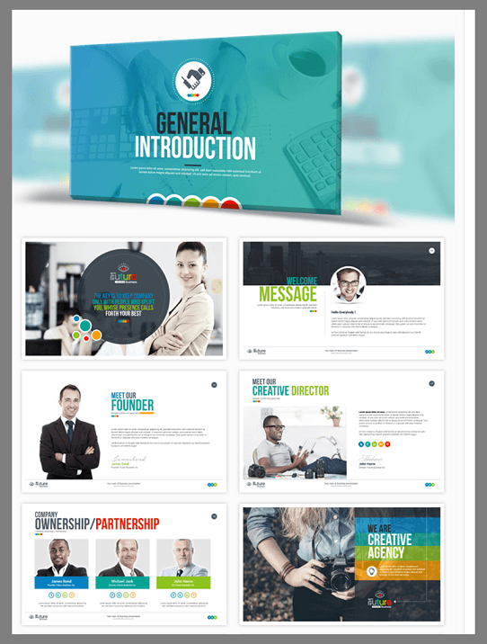 Best presentation template - best presentation template 2016