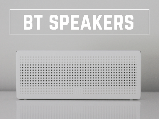 PowerPoint Accessories - Presentation Toolbox - Bluetooth Speakers