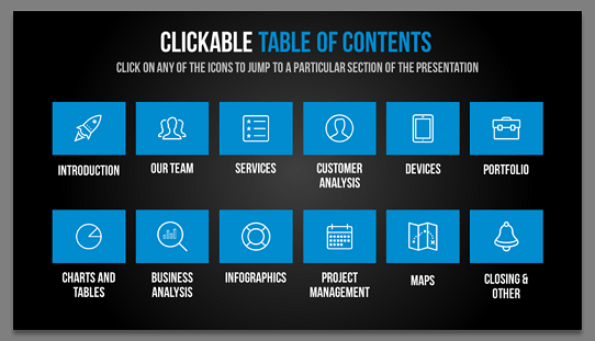 creative PowerPoint presentation, creative presentation template