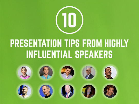 Public Speaking Tips From Highly Influential People (Nancy Duarte, Tim Ferriss, Gary Vaynerchuk, Tony Robbins, Amy Cuddy