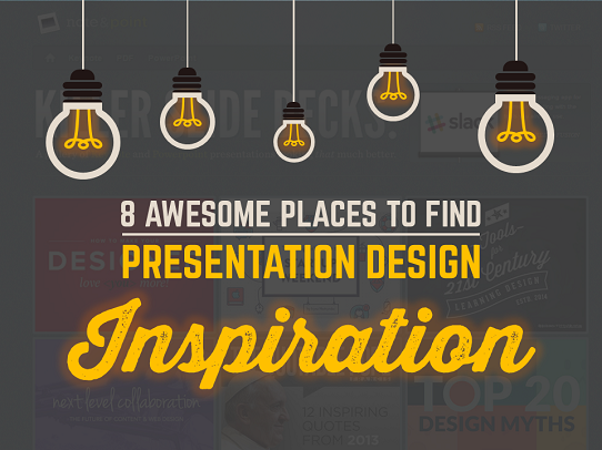 The 8 Best Places to Find PowerPoint Design Inspiration