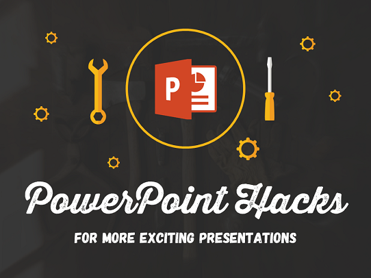 presentation hacks, powerpoint presentation hacks, effective presentation tips, powerpoint presentation tips, how to make an engaging powerpoint, powerpoint secrets