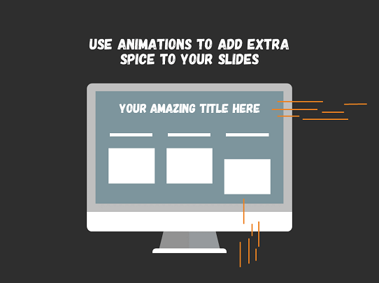 presentation hacks - use animations to add spice to your PowerPoint slides