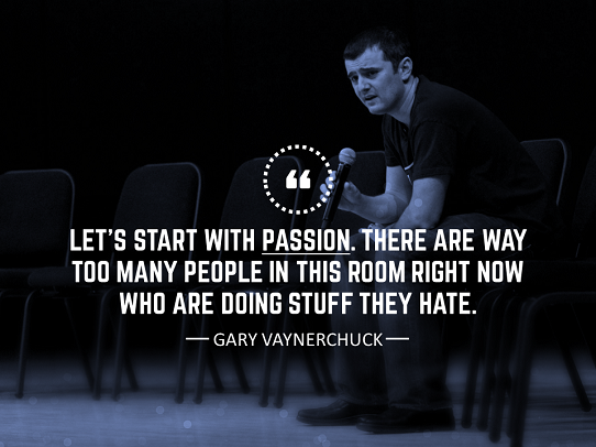 how to start a presentation - gary vaynerchuk