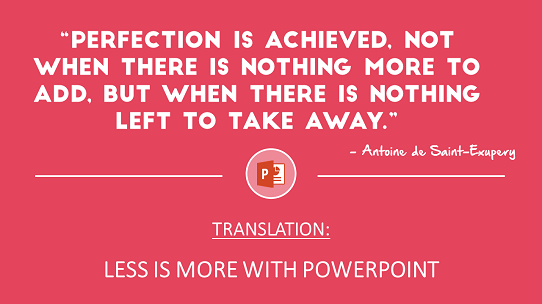 powerpoint-motivation-quote-less-is-more