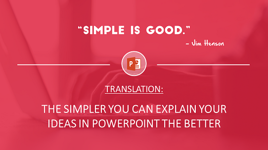 20 design quotes that will guide you to your best powerpoint
