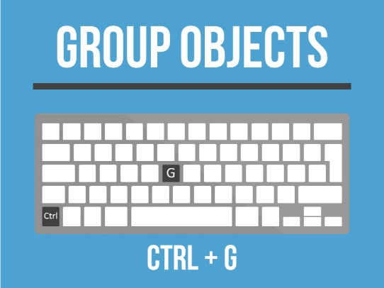 top-powerpoint-keyboard-shortcuts-use-control-g-to-group-all-objects