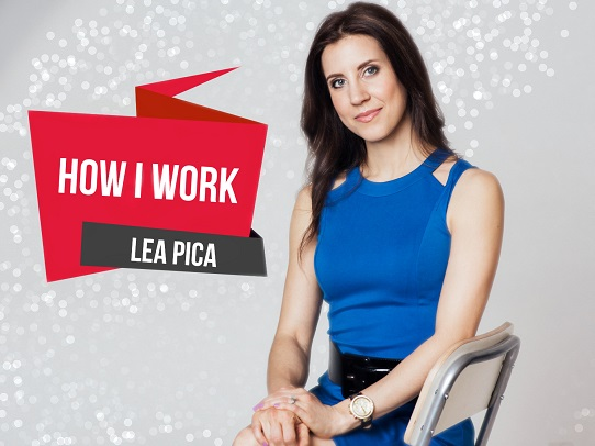 I'm Lea, Host of the Present Beyond Measure Podcast, and This is How I Work