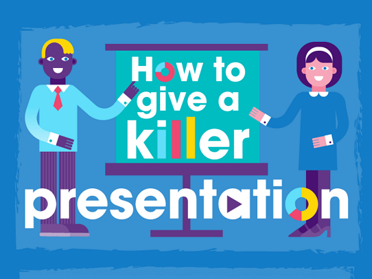 11 foolproof steps to creating an amazing presentation