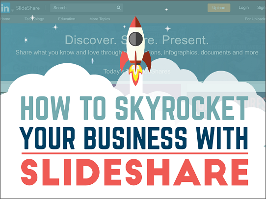 SlideShare presentation tips for creating awesome SlideShares