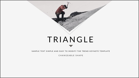 powerpoint title slide examples of 2017 - the triangle