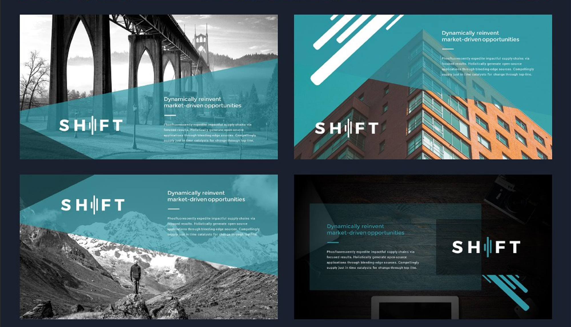 15 presentation designs styles that wow an audience every time