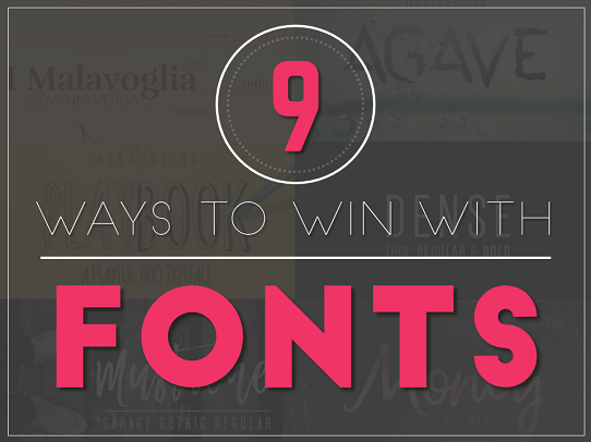 9 Ways to Make Your PowerPoint Presentation Dazzle Using Fonts