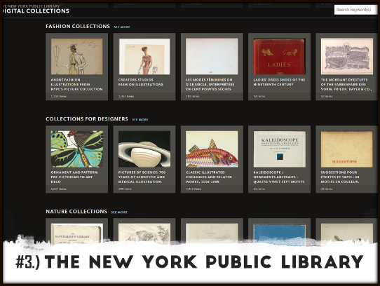 Amazing FREE Images For Your Presentations - the new york public library - free images for powerpoint