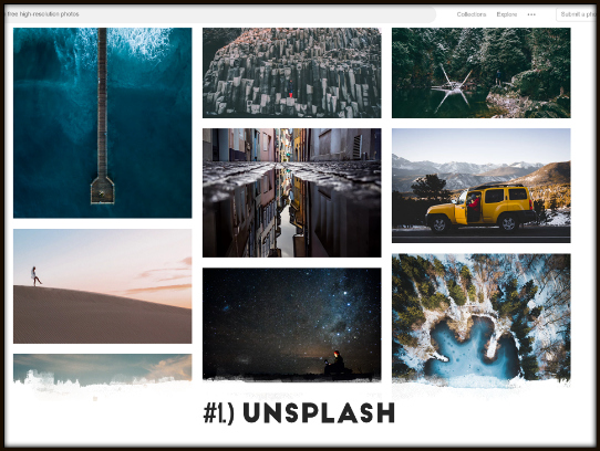 Amazing FREE Images For Your Presentations - Unsplash - free images for powerpoint