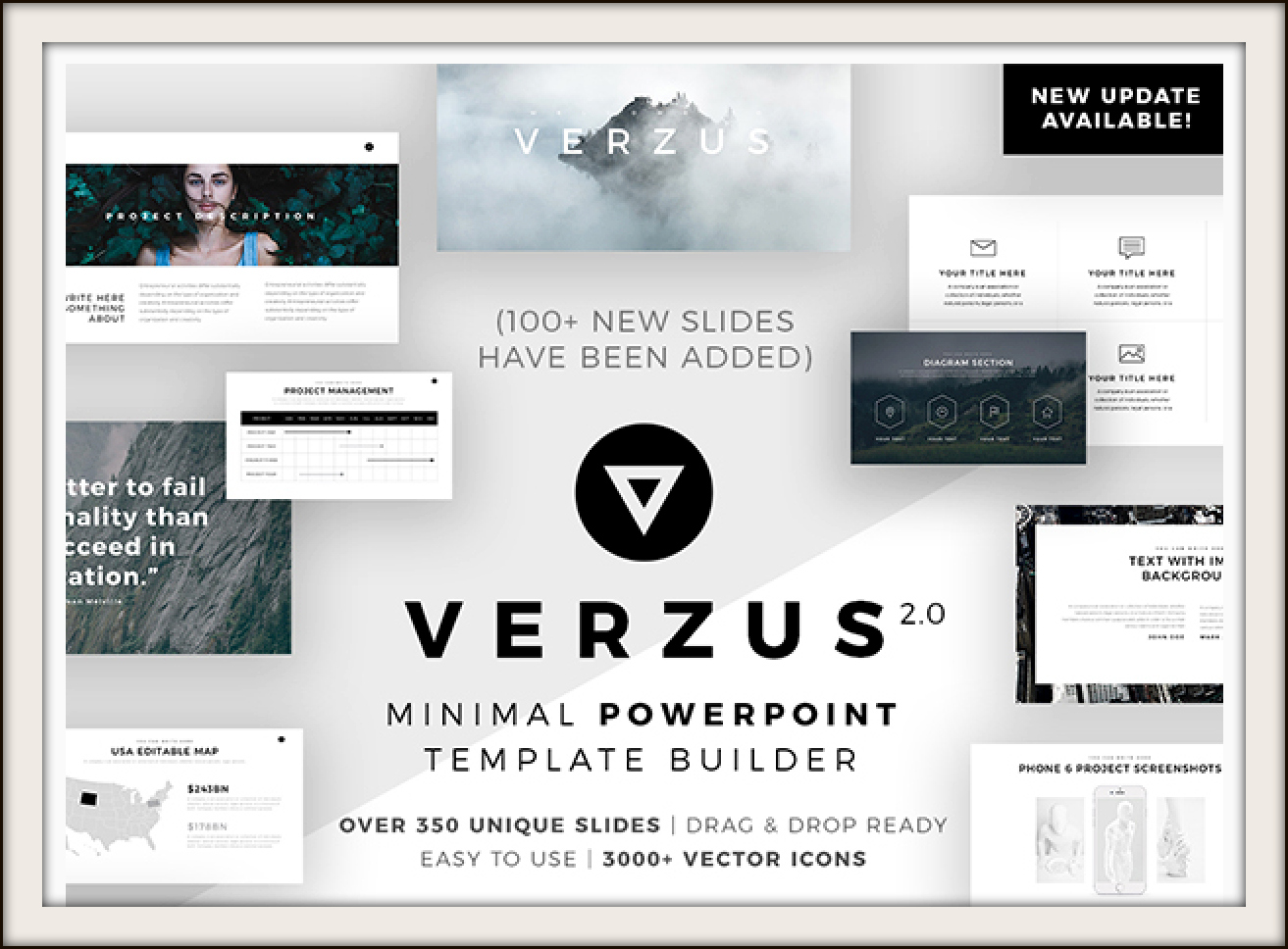 Fantastic well designed powerpoint templates frieze for Well designed powerpoint templates