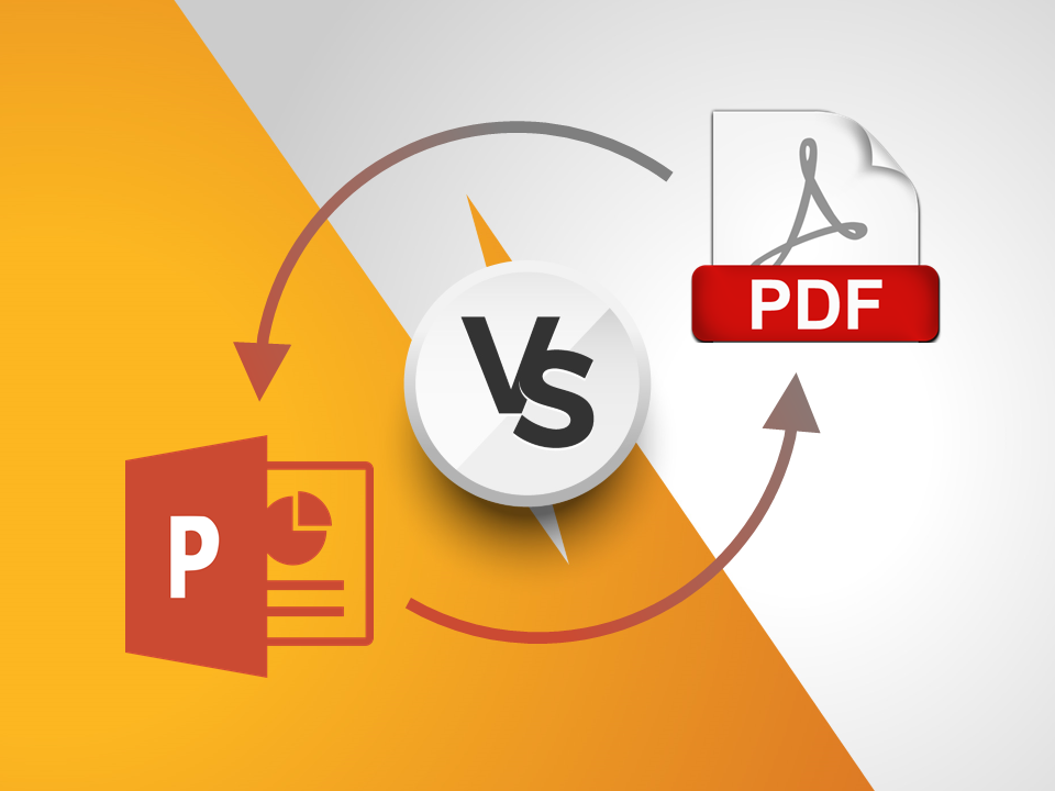 PowerPoint vs. PDF — Plus How to Easily Convert PDF to PowerPoint