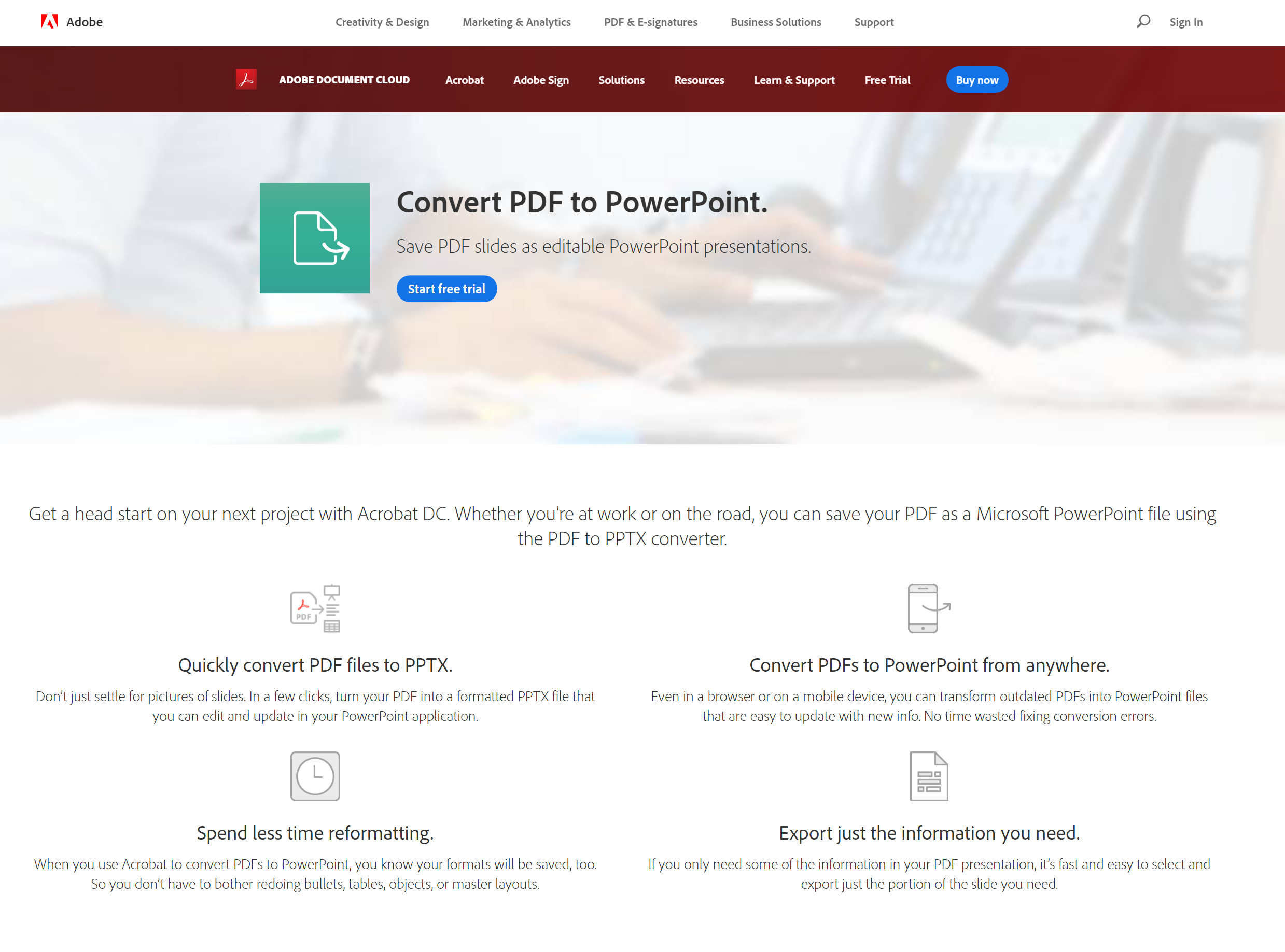 PowerPoint vs  PDF — Plus How to Convert PDF to PowerPoint