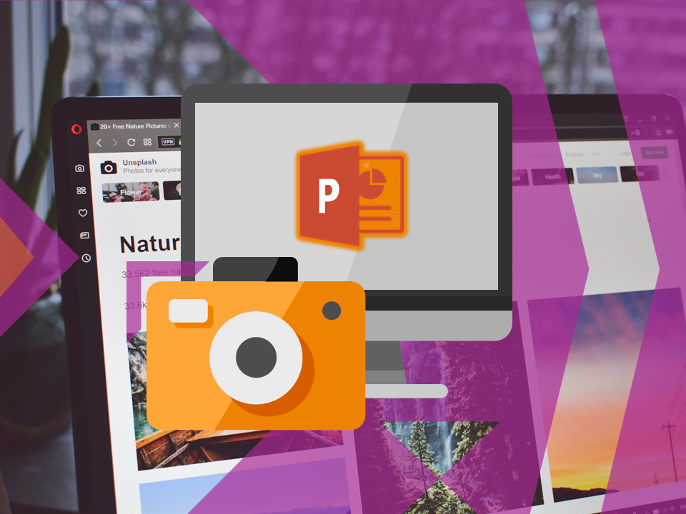 how to insert images into powerpoint correctly