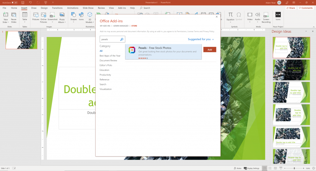 5 PowerPoint Add-Ins to Help Make Cool Presentations Fast!
